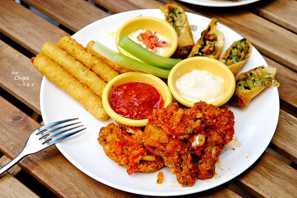 東區美食-the Chips美式餐廳光復店