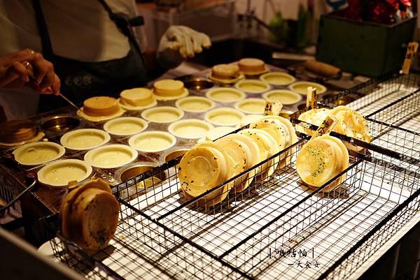 中山站美食-嘰咕帕紅豆餅