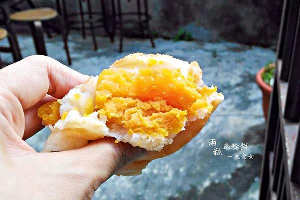 西門町美食-兩粒車輪餅
