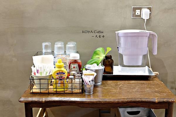 板橋美食早午餐-KOYA Coffee