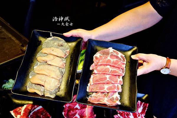 東區美食火鍋吃到飽-洛神賦麻辣極品鴛鴦