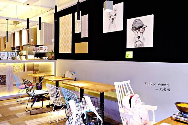 新店美食-Naked Veggie Life裸純蔬食生活