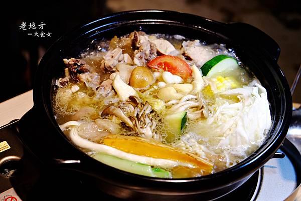 師大美食-老地方主題鍋物