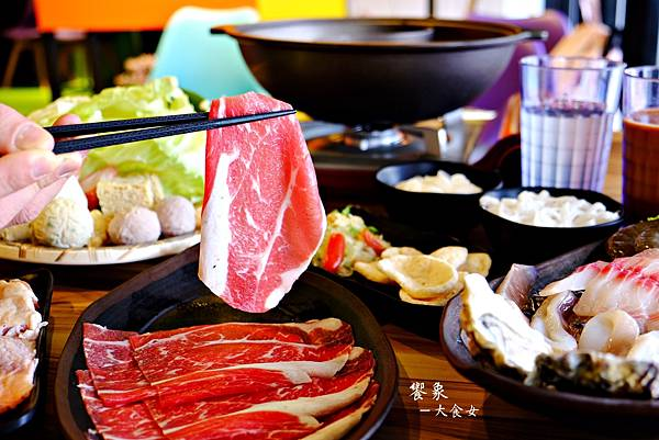 桃園美食火鍋-饗象泰式鍋品