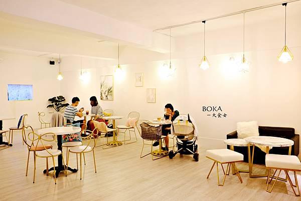民生社區美食下午茶-BOKA