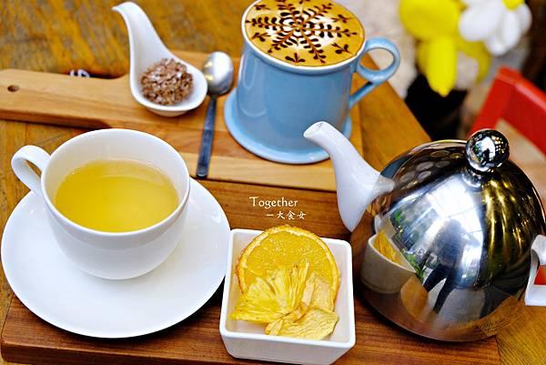 永康街美食咖啡廳-Together Cafe