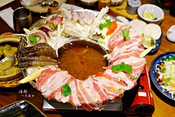 台北東區美食-沐越