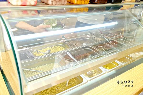 南京復興站美食-春美冰菓室