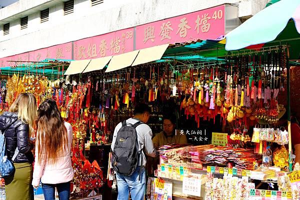 香港必遊景點-黃大仙祠