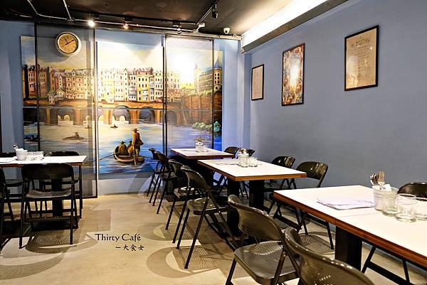 新店大坪林站美食 30 Thirty Cafe