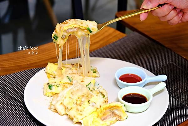 中山站美食早午餐-朝富