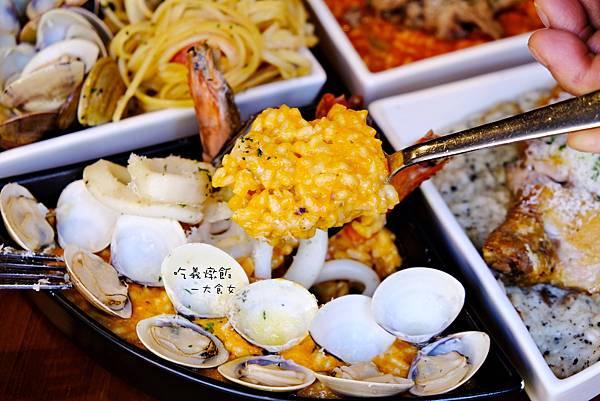 南京復興站美食-吃義燉飯