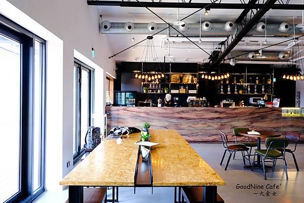西門町美食咖啡廳-GoodNine Cafe'