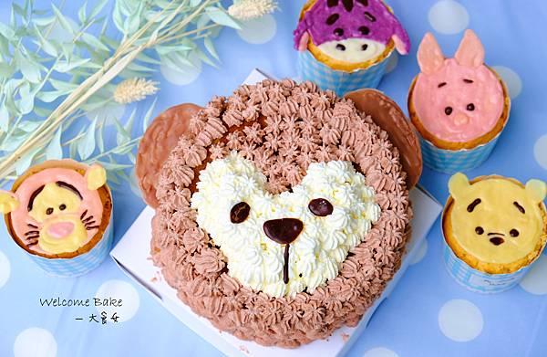台北DIY烘焙-Welcome Bake來約會吧!