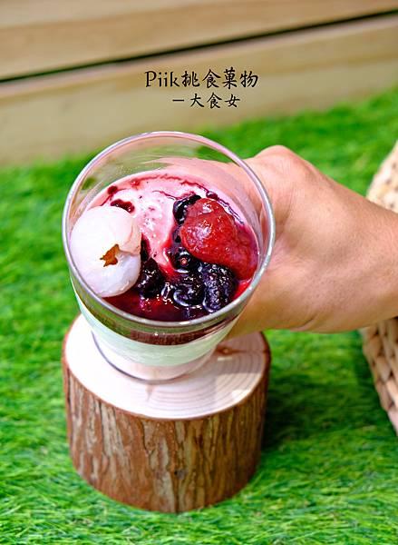 中山站美食-Piik挑食菓物