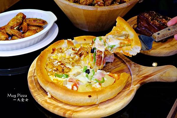 西門町美食-Mug Pizza