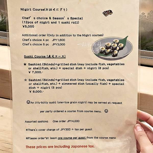 東京淺草美食-一粒米壽司