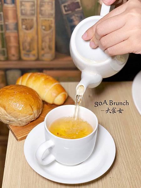 新莊美食-果亞早午餐