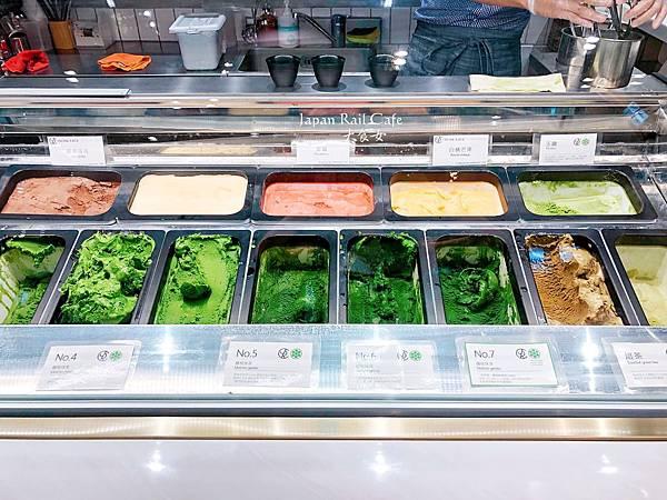 微風南山美食-JAPAN RAIL CAFE
