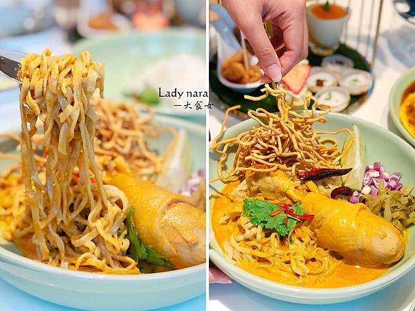 信義區美食 Lady nara台北統一時代店