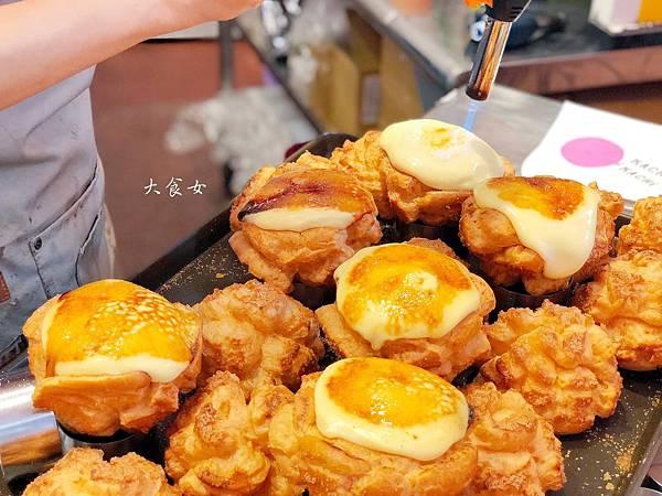 台北東區美食 Kachi泡芙