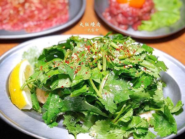 台北東區美食 大阪燒肉燒魂Yakikon 大安店