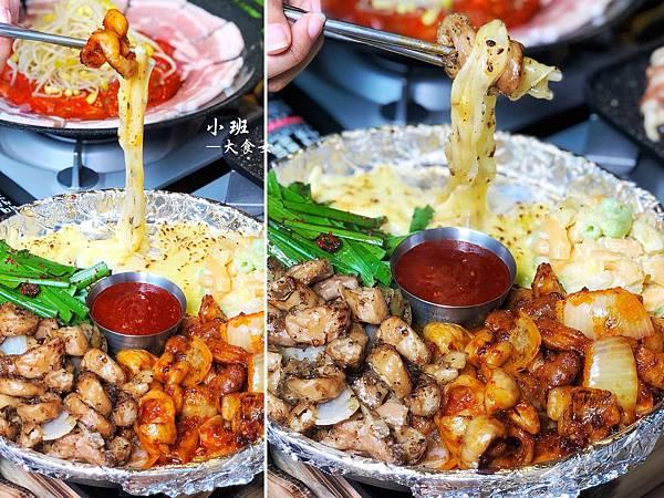 台北東區美食 小班韓式烤腸