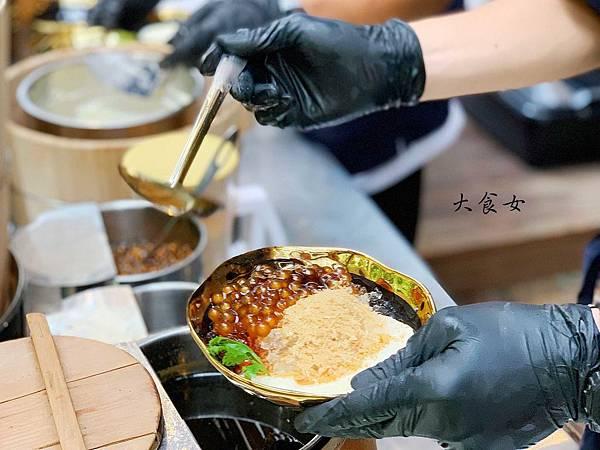 永康街美食 白水豆花