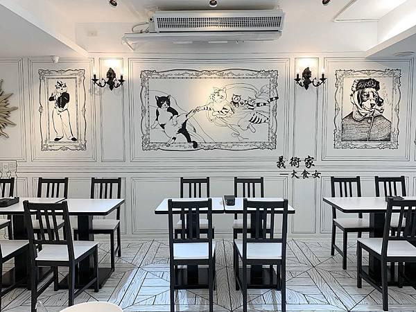 台北吃到飽 義術家 義大利麵