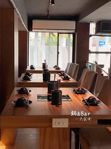 台北火鍋 鍋%26;Bar精緻鍋物餐酒館 敦南店