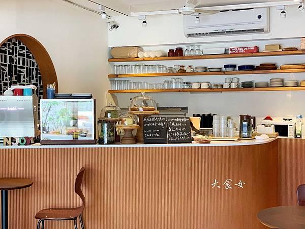 台北咖啡廳 日常生活 a day 台北東區美食