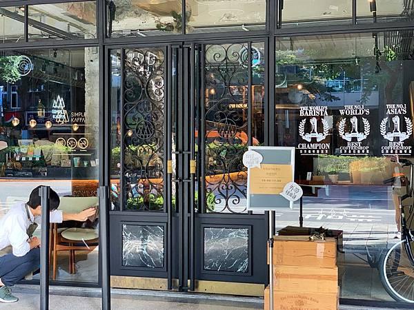 台北咖啡廳 Simple Kaffa 興波咖啡