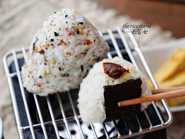 台北美食 the rice stand 三代目俵屋玄兵衛 微風南山美食