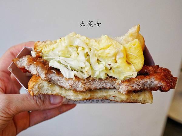 台北美食 鱷吐司 公館美食