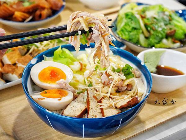 台北美食 我們與雞肉飯的距離 中和美食