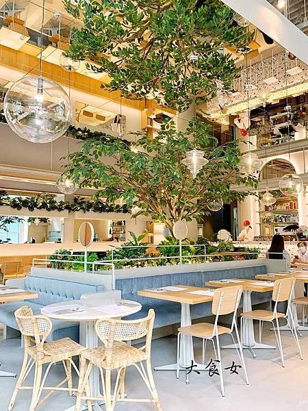 台北美食 小小樹食貳 信義安和美食 台北蔬食餐廳