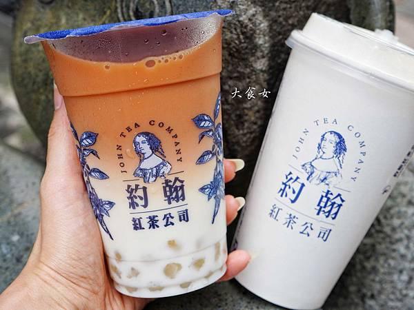 台北美食 約翰紅茶公司 信義區美食 台北飲料店