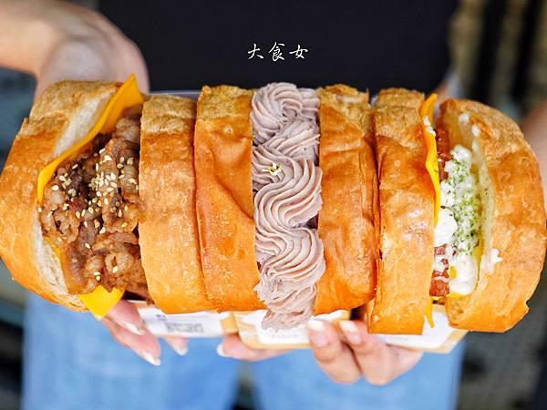 台北美食 OnlyToast偷吃吐司 南機場美食
