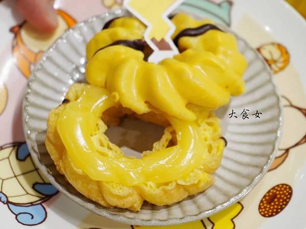 Mister Donut 寶可夢 聯名甜甜圈 林口三井美食