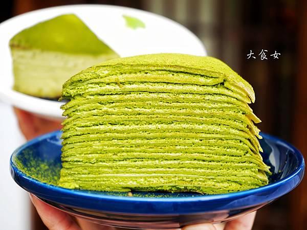 台北美食,千層蛋糕,88節蛋糕,汐止美食,汐科美食,台北咖啡廳,不限時咖啡廳