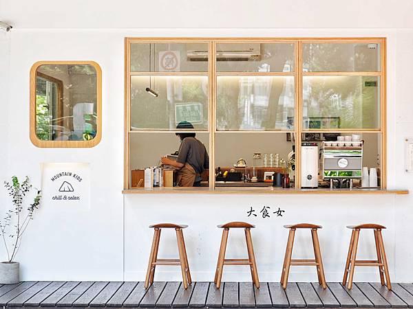 台北美食 MKCR 台北不限時咖啡廳 六張犁美食 六張犁咖啡廳