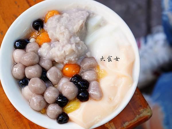 台北美食 集美三色布丁 台北甜點 台北下午茶 三重美食