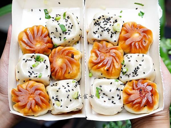台北美食 老上海生煎 中山站美食 雙連美食 台北小吃 台北平價美食