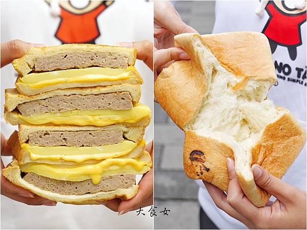 台北美食 昀吐司 台北早餐 台北生吐司 科技大樓站美食 台北麵包店