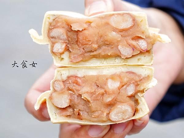 台北美食 永樂車輪餅 迪化街美食 大稻埕美食 大橋頭美食 台北下午茶 台北甜點