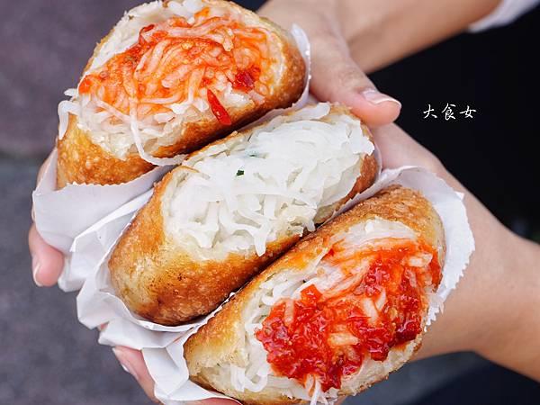 台北美食 温州街蘿蔔絲餅達人 古亭美食 師大夜市美食 大安美食 公館美食 台北早餐 台北平價美食