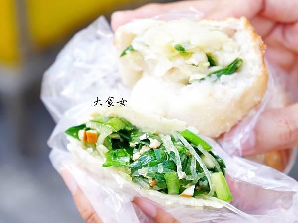 台北美食  無名水煎包 三重5元水煎包 三重美食 台北小吃 台北平價美食 台北銅板美食