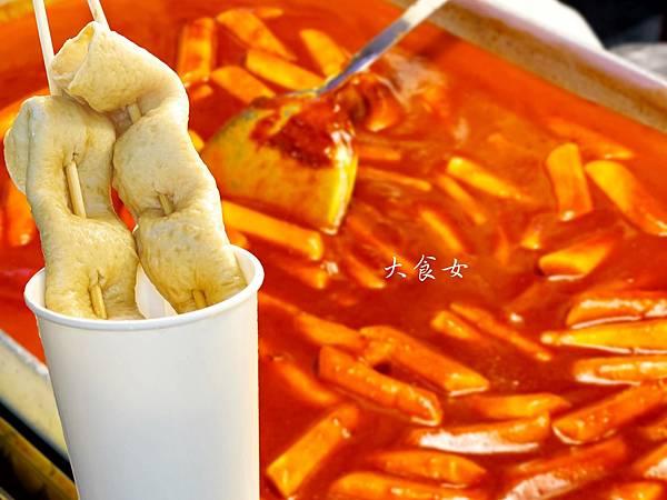 台北美食 韓國叔叔 饒河夜市美食 饒河夜市必吃 松山美食 台北宵夜 台北韓式料理