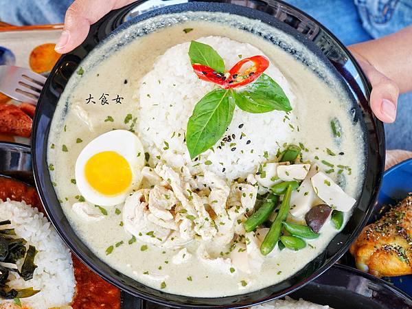 台北美食 笑貓咖哩 台北咖哩 南京復興美食 忠孝復興美食 小巨蛋美食 台北日式料理