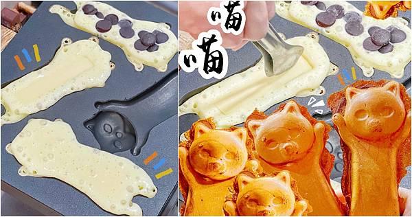 台北美食 一條貓貓燒 西門町美食 西門美食 台北下午茶 公館美食 師大美食 古亭美食 台北雞蛋糕